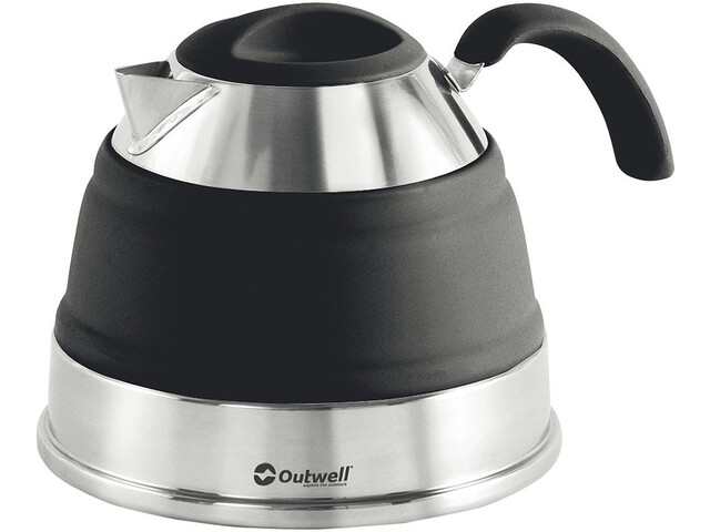 Outwell Collaps Kettle 1,5L, black